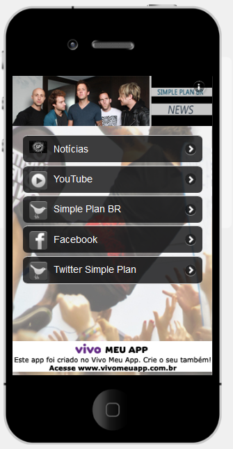 Leve o simple plan br em seu celular simple plan brasil for Site plan app