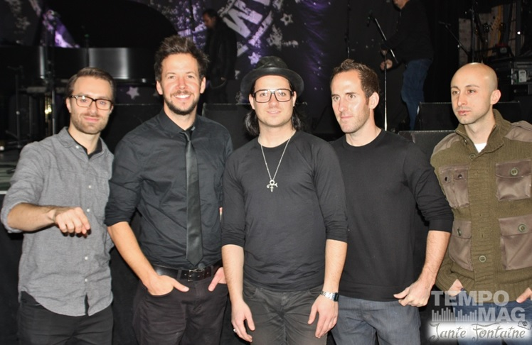 Tempomag Share A Review About Spf Event Simple Plan Brasil