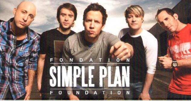 Simple Plan - Simple Plan Foundation
